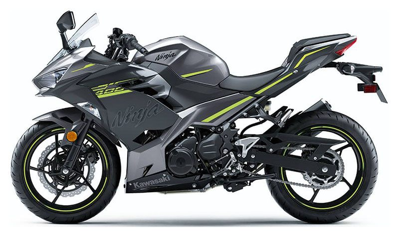 2021 Kawasaki Ninja 400 ABS in Bakersfield, California - Photo 2