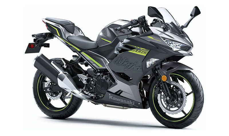 2021 Kawasaki Ninja 400 ABS in Gonzales, Louisiana