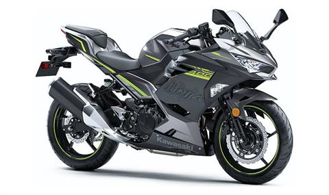 2021 Kawasaki Ninja 400 ABS in Mount Pleasant, Michigan - Photo 3