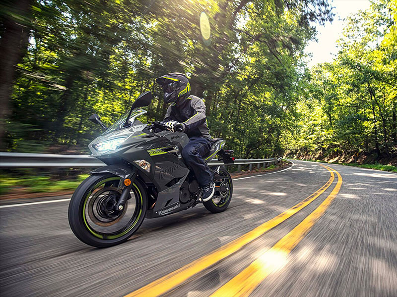 2021 Kawasaki Ninja 400 ABS in Mount Pleasant, Michigan - Photo 6