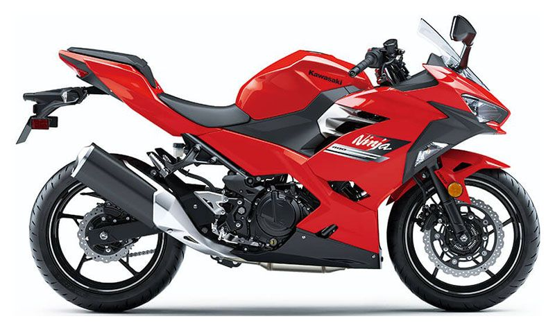 2021 Kawasaki Ninja 400 ABS in Starkville, Mississippi - Photo 1