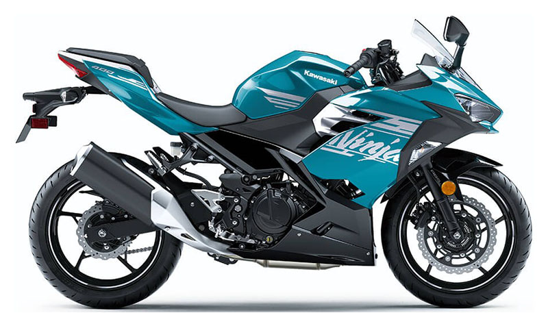 2021 Kawasaki Ninja 400 ABS in Fort Pierce, Florida - Photo 1
