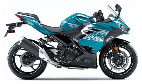 2021 Kawasaki Ninja 400 ABS in Hollister, California