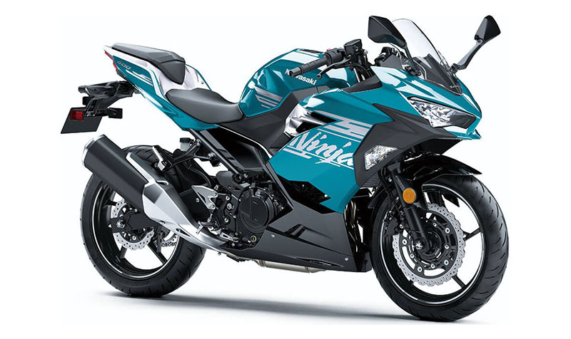 2021 Kawasaki Ninja 400 ABS in Fort Pierce, Florida - Photo 3
