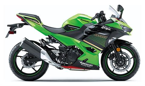 2020 Kawasaki Ninja 400 ABS KRT Edition in Iowa City, Iowa