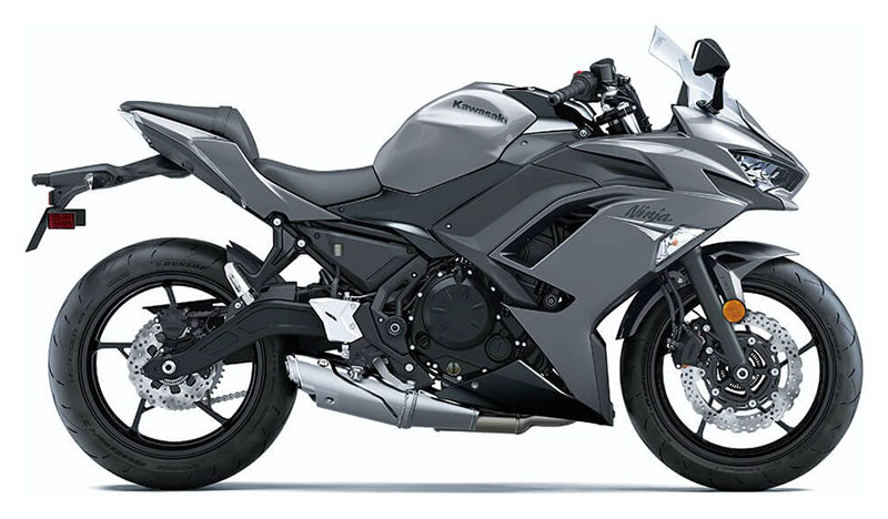 2021 Kawasaki Ninja 650 ABS in South Paris, Maine - Photo 1