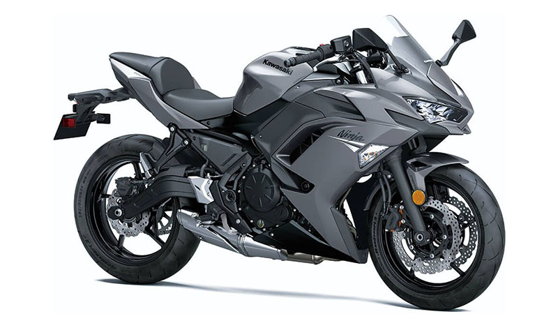 2021 Kawasaki Ninja 650 ABS in Cambridge, Ohio - Photo 3