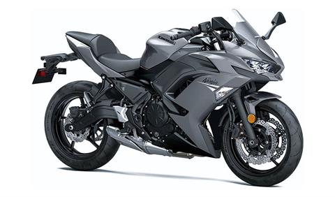 2021 Kawasaki Ninja 650 ABS in South Paris, Maine - Photo 3