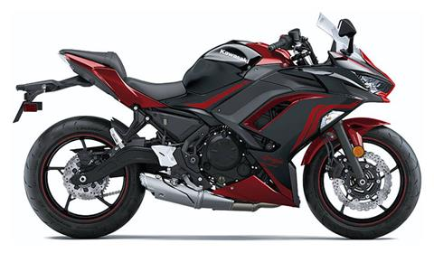2021 Kawasaki Ninja 650 ABS in Wichita Falls, Texas - Photo 1