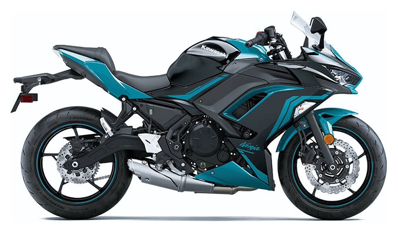 2021 Kawasaki Ninja 650 ABS in College Station, Texas - Photo 1