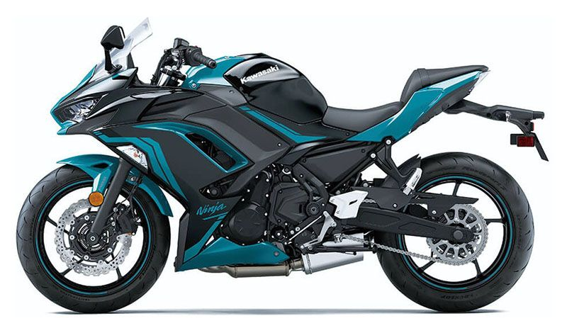 2021 Kawasaki Ninja 650 ABS in Stuart, Florida - Photo 2