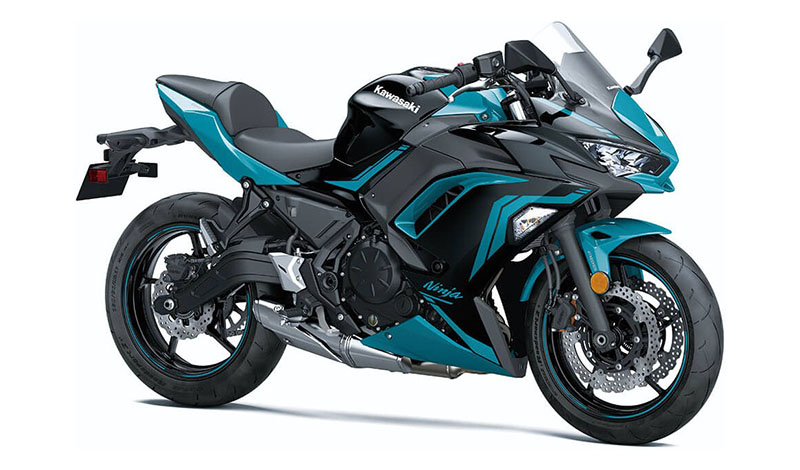 2021 Kawasaki Ninja 650 ABS in Stuart, Florida - Photo 3