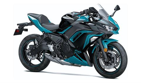 2021 Kawasaki Ninja 650 ABS in Greenville, North Carolina - Photo 3