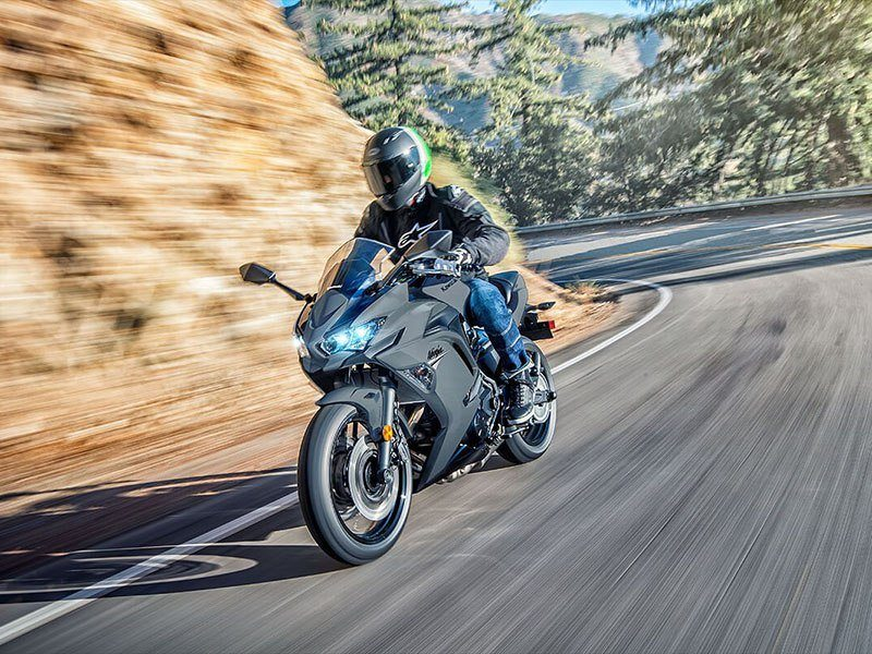 2021 Kawasaki Ninja 650 ABS in Vallejo, California - Photo 8