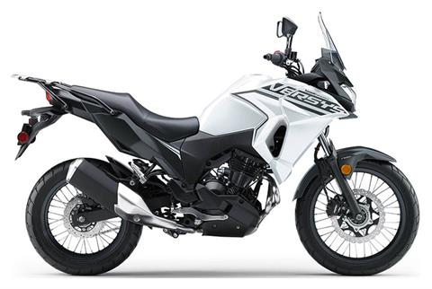 2020 Kawasaki Versys-X 300 ABS in Iowa City, Iowa