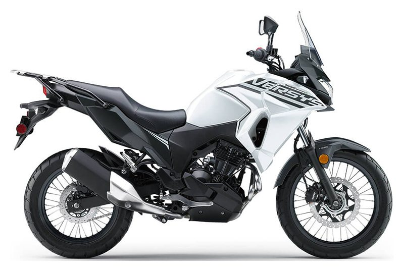 2020 Kawasaki Versys-X 300 ABS in Freeport, Illinois - Photo 1