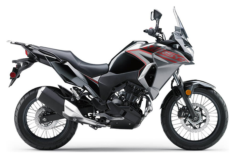 2021 Kawasaki Versys-X 300 ABS in Conroe, Texas - Photo 1
