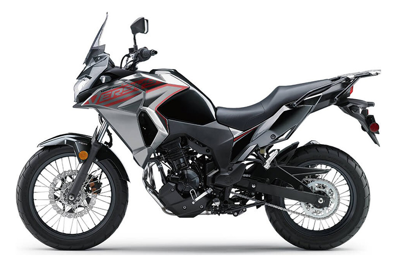 2021 Kawasaki Versys-X 300 ABS in Plymouth, Massachusetts - Photo 2