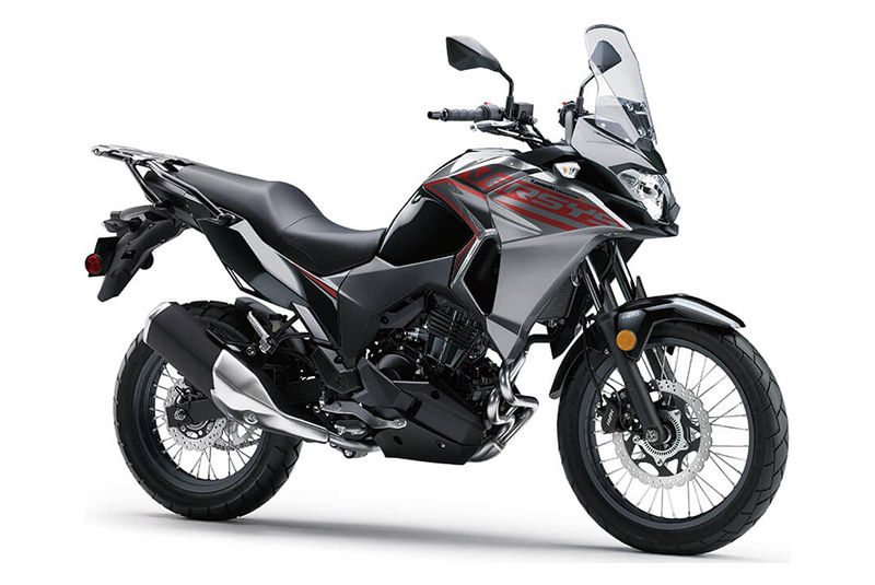 2021 Kawasaki Versys-X 300 ABS in Plymouth, Massachusetts - Photo 3