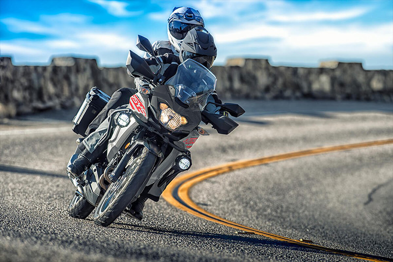 2021 Kawasaki Versys-X 300 ABS in Hialeah, Florida - Photo 5
