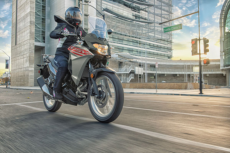 2021 Kawasaki Versys-X 300 ABS in Harrisburg, Pennsylvania - Photo 6