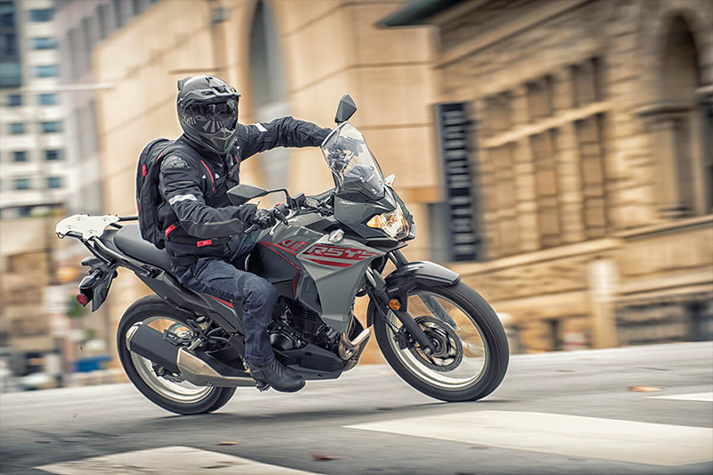 2021 Kawasaki Versys-X 300 ABS in Plymouth, Massachusetts - Photo 8