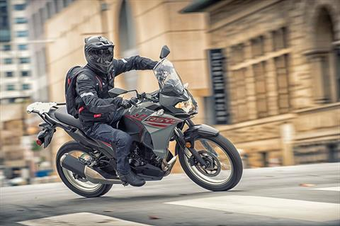 2021 Kawasaki Versys-X 300 ABS in Greenville, North Carolina - Photo 8