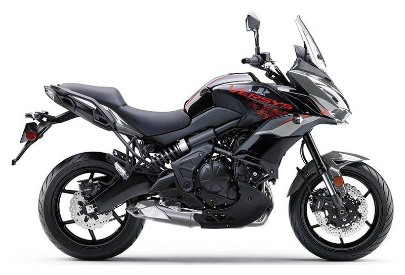 2021 Kawasaki Versys 650 ABS in San Jose, California - Photo 1
