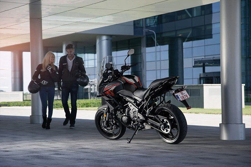 2021 Kawasaki Versys 650 ABS in Sacramento, California - Photo 4