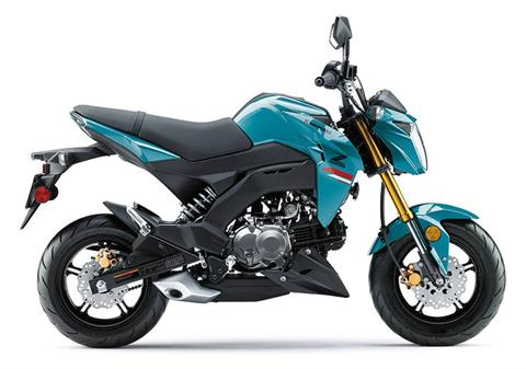 2021 Kawasaki Z125 Pro in Hollister, California