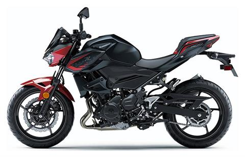 2021 Kawasaki Z400 ABS in Albemarle, North Carolina - Photo 2