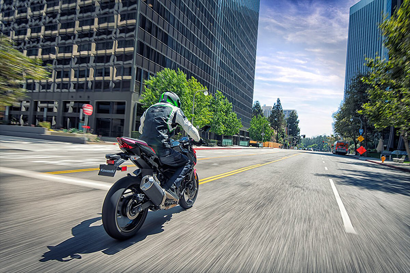 2021 Kawasaki Z400 ABS in Bellevue, Washington - Photo 6