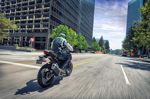 2021 Kawasaki Z400 ABS in Redding, California - Photo 6