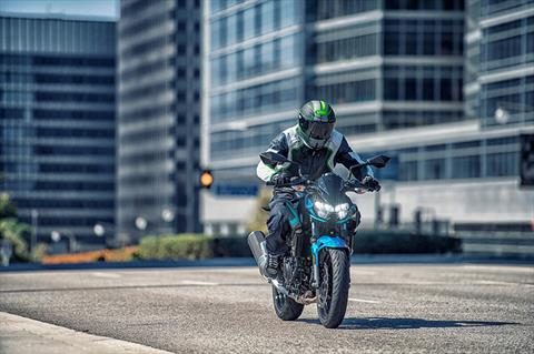 2021 Kawasaki Z400 ABS in Bellevue, Washington - Photo 7