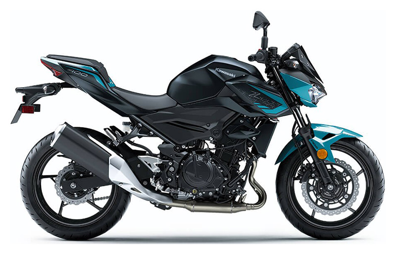 2021 Kawasaki Z400 ABS in Middletown, New Jersey - Photo 1