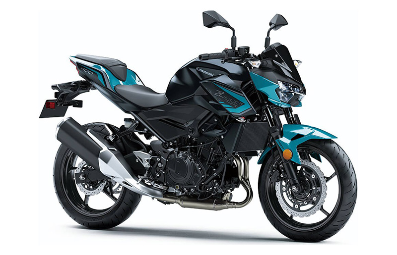 2021 Kawasaki Z400 ABS in Zephyrhills, Florida - Photo 3