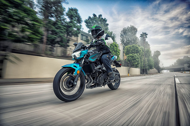 2021 Kawasaki Z400 ABS in Eureka, California - Photo 4