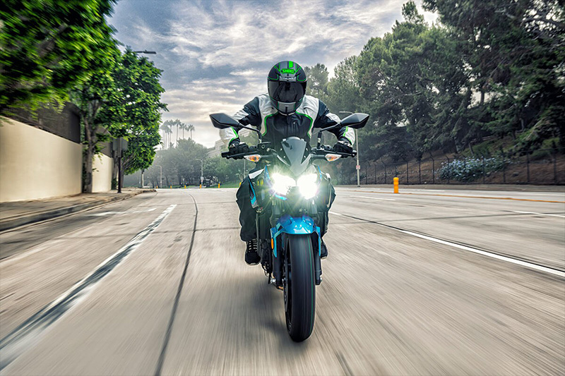 2021 Kawasaki Z400 ABS in Eureka, California - Photo 5