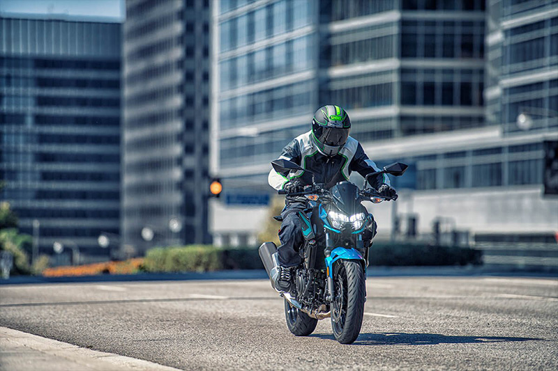 2021 Kawasaki Z400 ABS in Eureka, California - Photo 7
