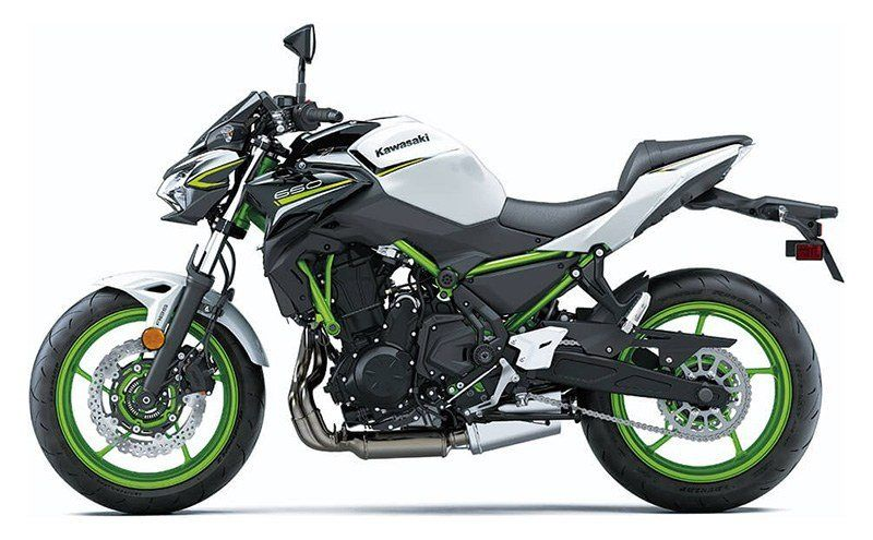 2021 Kawasaki Z650 ABS in Brooklyn, New York - Photo 2