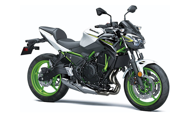 2021 Kawasaki Z650 ABS in Freeport, Illinois - Photo 3