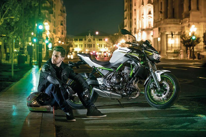 2021 Kawasaki Z650 ABS in Freeport, Illinois - Photo 12