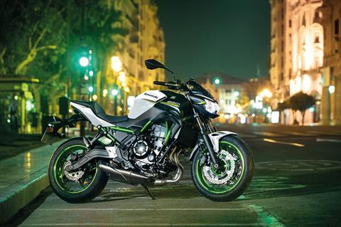 2021 Kawasaki Z650 ABS in Freeport, Illinois - Photo 13
