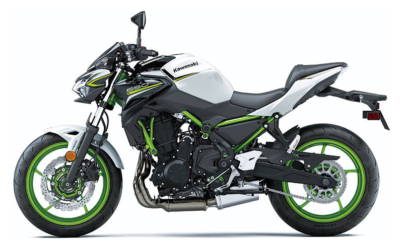 2021 Kawasaki Z650 ABS in Clearwater, Florida - Photo 2