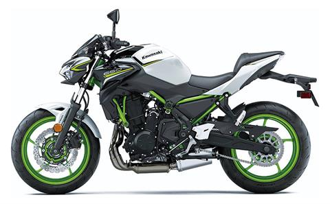 2021 Kawasaki Z650 ABS in Virginia Beach, Virginia - Photo 2