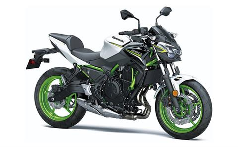 2021 Kawasaki Z650 ABS in Kingsport, Tennessee - Photo 3