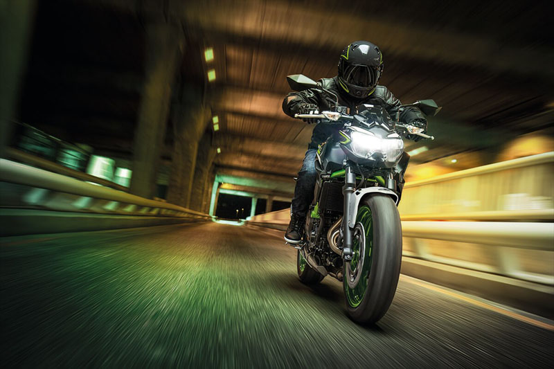 2021 Kawasaki Z650 ABS in Stuart, Florida - Photo 4