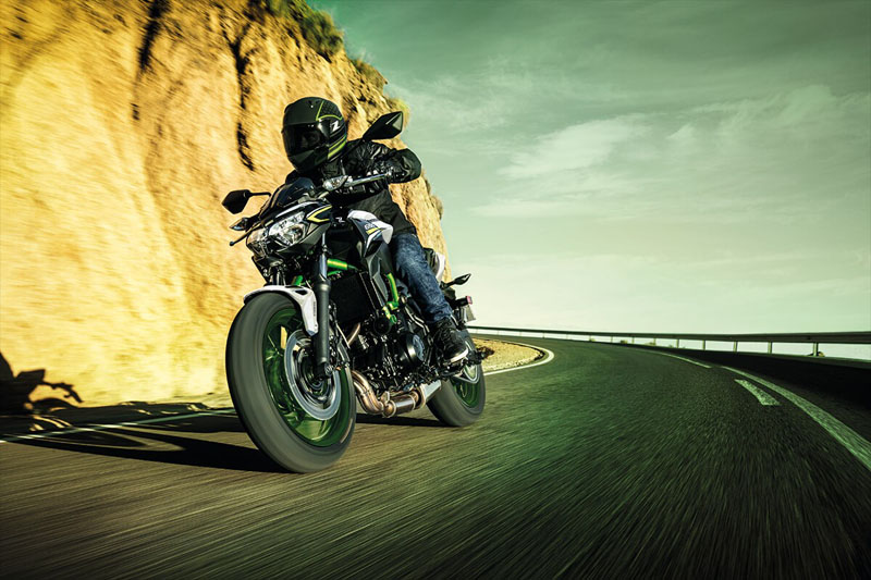 2021 Kawasaki Z650 ABS in Stuart, Florida - Photo 7