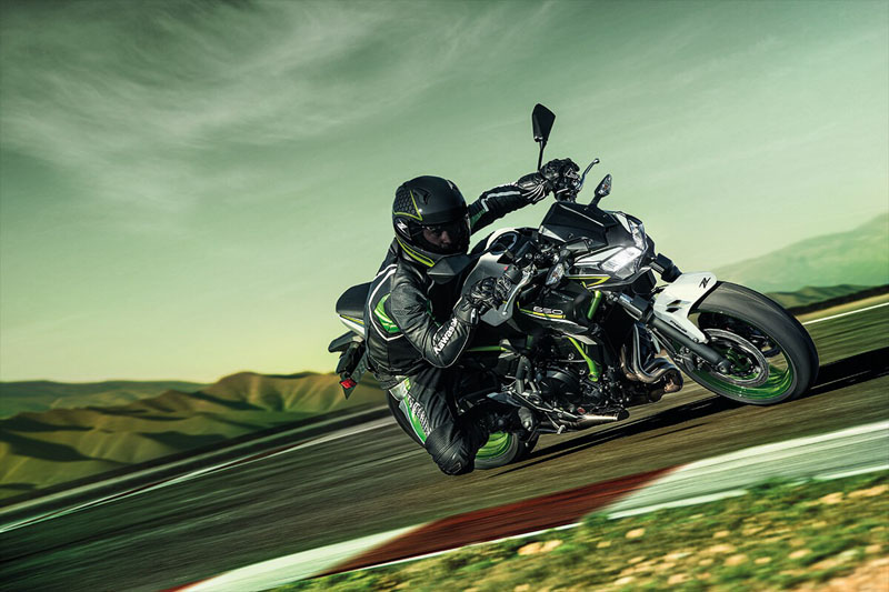 2021 Kawasaki Z650 ABS in Abilene, Texas - Photo 9