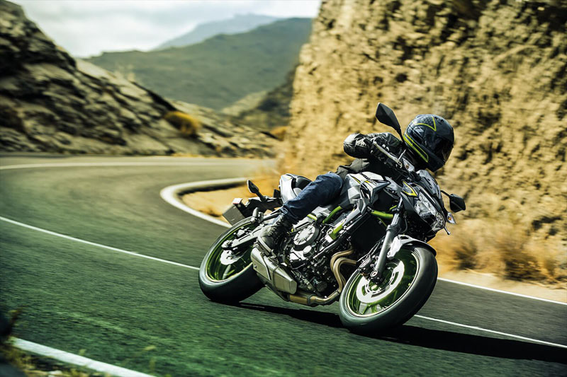 2021 Kawasaki Z650 ABS in Pahrump, Nevada - Photo 10
